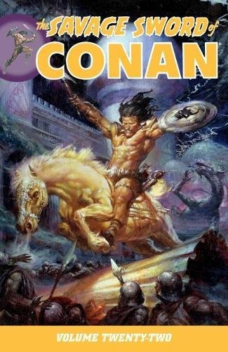 SAVAGE SWORD OF CONAN 22