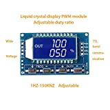 jumpeasy 3.3V30V neue square wave industrielle lcd signal generator test equipment pwm pulsfrequenz verstellbare modul