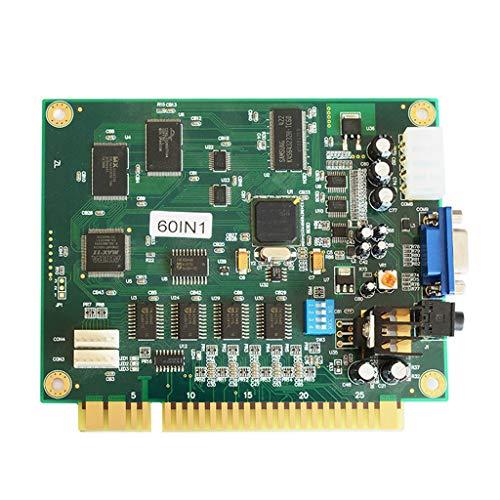 CGA/VGA Ausgang, 60 in 1, Multic...
