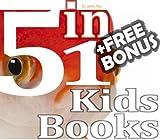 5-Book Collection: Goldfish, 123 Dogs, Alphabet, My Donkey, Farm Animals (English Edition)