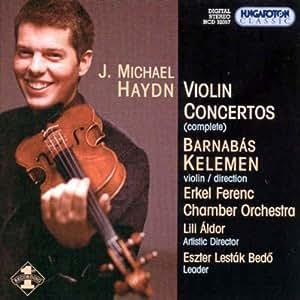 Violin Concertos (Complete)
