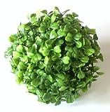 Künstliche Buchsbaumkugel ca 12 cm, Buchskugel ca 120 mm, Buxus