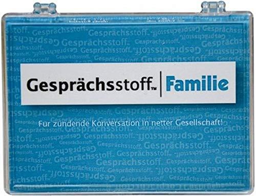 Kylskapspoesi 41009 - Gesprächsstoff Familie