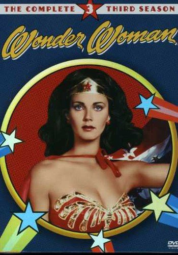 Wonder Woman: Complete Third Season [Reino Unido] [DVD]