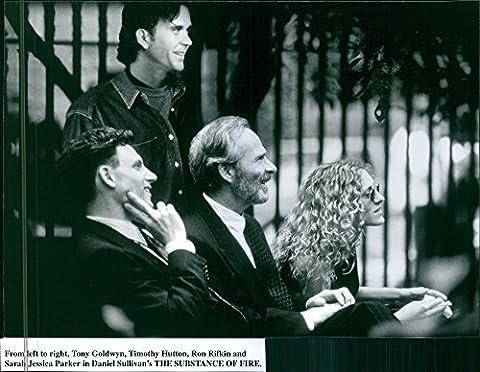 Tony Goldwyn - Vintage Photo de Tony GOLDWYN, timonthy Hutton,
