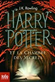 Harry Potter - French: Harry Potter ET LA Chambre DES Secrets Folio Junior Ed