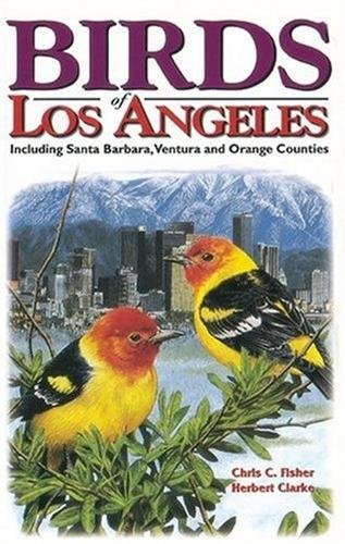 Birds of Los Angeles: Including Santa Barbara, Ventura, and Orange Counties (U.S. City Bird Guides)
