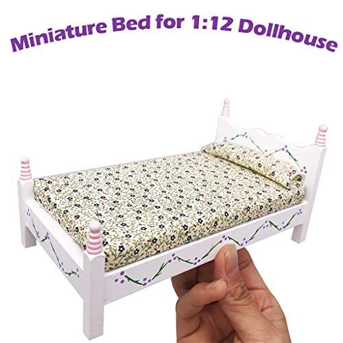 Mitlfuny Auto-Modell Plüsch Bildung Squishy Spielzeug aufblasbares Spielzeug im Freien Spielzeug,Puppenhaus-Möbel-Mini-Bett-Set Miniatur-Wohnzimmer Kids Pretend Play Toy