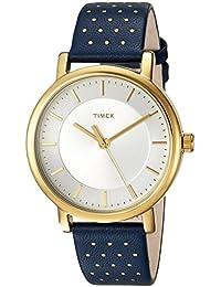 bb6dfc32baef Timex Reloj analógico para Mujer de TW2R276009J