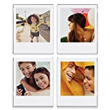 Polaroid Photo Coasters, Multi-Colour, Pack of 4