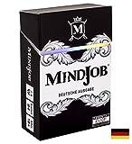 MINDJOB Deutsche Ausgabe - Partyspiel und Trinkspiel für Erwachsene