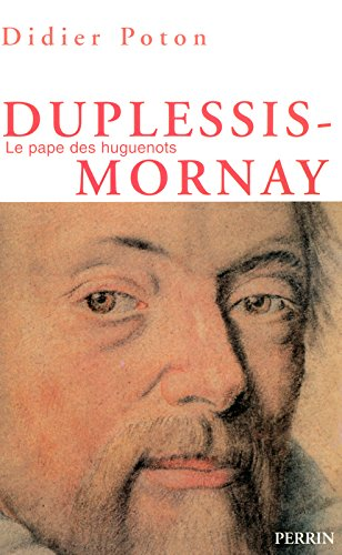 Philippe Duplessis Mornay