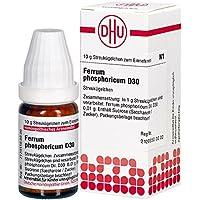 Ferrum Phosphoricum D 30 Globuli 10 g preisvergleich bei billige-tabletten.eu