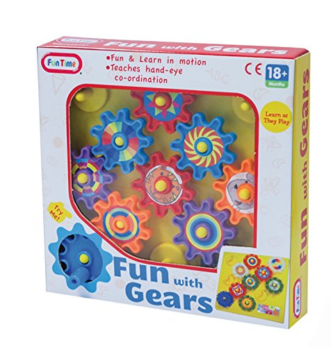Fun Time Fun with Gears Toy