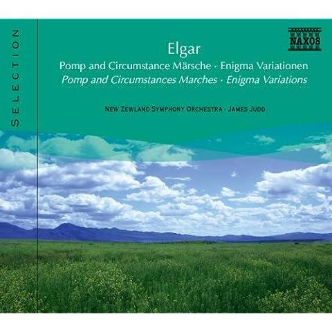 Elgar pomp and circumstances