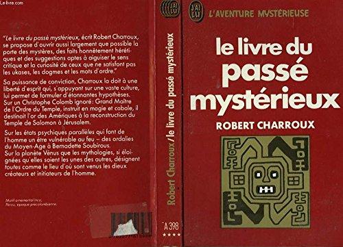 Le livre du passe mystérieux