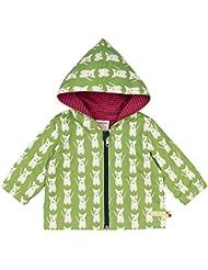 loud + proud Unisex Baby Regenmantel Wasserabweisende Jacke