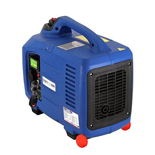 Denqbar DQ2800ER digitaler Inverter Stromerzeuger mit Funk 2,8 kW - 2