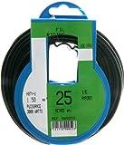 Profiplast PRP500059 Couronne de câble 25 m ho7v-u 1,5 mm2 Noir