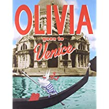 Olivia Goes to Venice by Ian Falconer (2011-06-01)