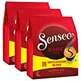 Senseo Coffee Pods Classic Classic Intense and Full Bodied 8 oz (Coffee Kaffepadmaschinen 108 pads