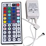 KIMILAR Controller Tasten Remote for RGB LED Strip Streifen