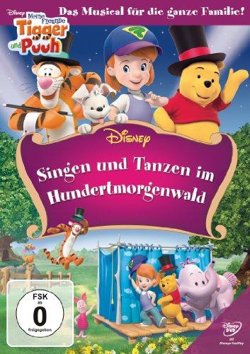 Meine Freunde Tigger und Puuh: Singen und Tanzen im Hundertmorgenwald