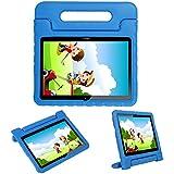 Kids case Stand para HUAWEI HONOR Play Pad 2/MediaPad T39.6Inch ags-w09, I–Original Carcasa de Protección de espuma EVA asa de transporte ligera funda soporte para Tablet para niños los niños
