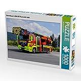 CALVENDO Puzzle Rosenbauer L32A-XS Feuerwehr Suhl 1000 Teile Lege-Größe 64 x 48 cm Foto-Puzzle Bild von MH Photoart & Medien