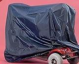 Iweed Motorrad Abdeckplane Elektromobil-Abdeckplane Wasserdicht Homecraft Abdeckung für Elektromobil
