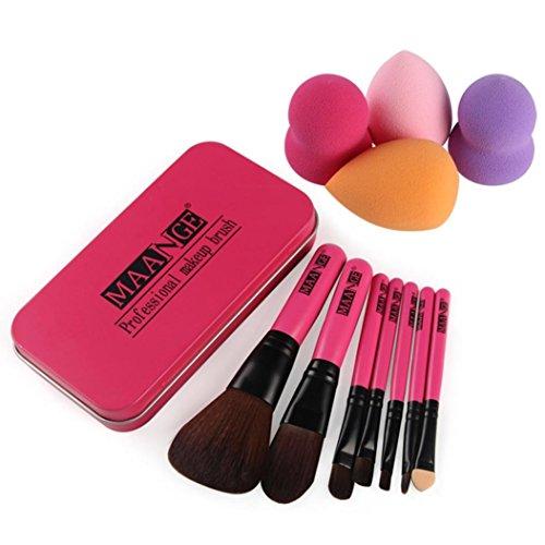 Culater 7Pcs Set e kit trucco make-up