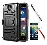 Luckiefind Case Compatible with Alcatel 1X Evolve (2018