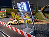 Slotcar LED FLUTLICHT Universal einsetzbar für Carrera DIGITAL