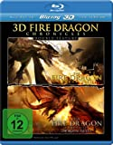 3D Fire Dragon Chronicles - Double Feature (Dragon Hunter & Dragon Quest) [3D Blu-ray]
