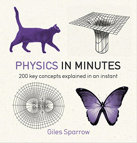 Physics in Minutes: 200 Key Concepts Explained in an Instant