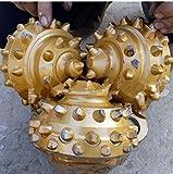 """GOWE TCI Tricone Rock Bits sellado rodamientos 105/8""""iadc 517para perforación en pozo de agua/Rock-Juego de brocas"""