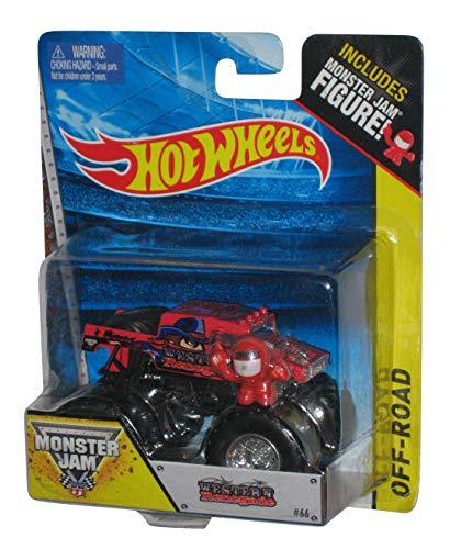 Hot Wheels Monster Jam Western Renegade #66 includes monster jam figure by Hot Wheels
