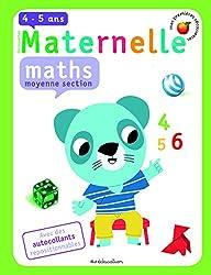 Maths, moyenne section