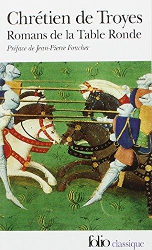 Romans De La Table Ronde / Erec Et Enide (Collection Folio) by Chretien de Troyes (1973-05-01)