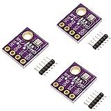 KeeYees 3PCS BME280 5V Sensor de Alta Digital Temperatura Humedad Presión Barométrica Tablero del Módulo Breakout para Arduino Raspberry Pi