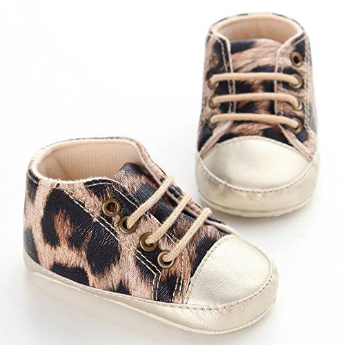 leap frog , Baby Mädchen Lauflernschuhe Leopard
