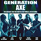 Songtexte von Generation Axe - Guitars That Destroyed The World: Live in China