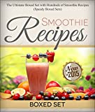 This boxed set of three smoothie books covers how smoothies benefit your overall health and can help you to achieve your weight loss goals as well. There are tips and recipes throughout the collection of books.