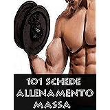 101 Schede Allenamento Massa Muscolare