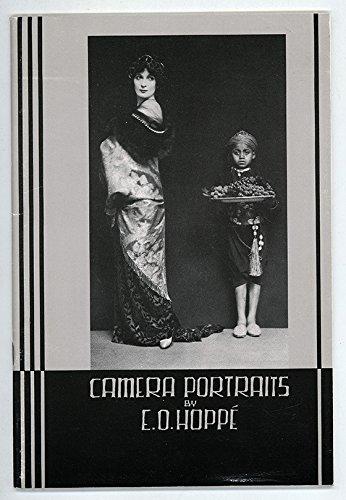 Camera Portraits by E. O. Hoppe, 1878-1972