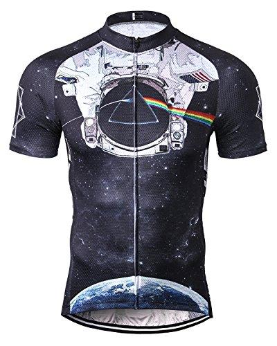 endura trikot STRGAO New Sommer Herren Männer Kurze Hülse Zyklus Jersey Kurzarm Fahrradtrikot Fahrrad Hemd Fahrrad Radfahren Trikot Cycling Jersey Bike Shirt 3XL