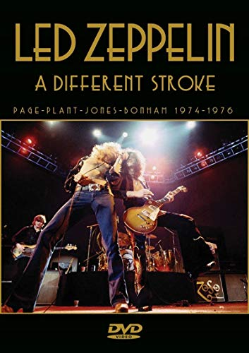 Led Zeppelin - A Different Stroke [DVD] [NTSC] -