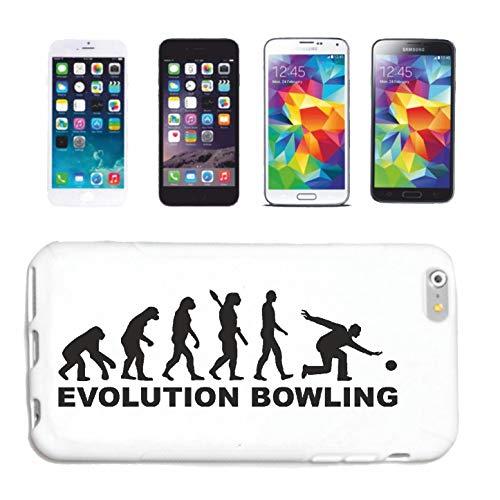 Helene Handyhülle Samsung Galaxy S6 Edge Bowling - BOWLINGS Kugel - BOWLINGBAHN - Bowling Center - BOWLINGS Verein Hardcase Schutzhülle Handycover Smart Cover für Samsung Galaxy S6 Edge in Weiß