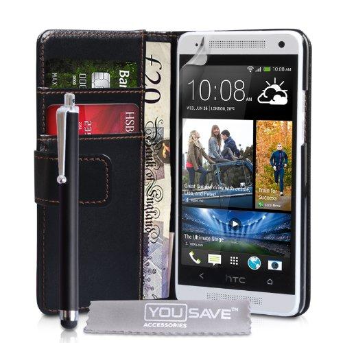 yousave-accessories-ht-da02-z368p-funda-con-tapa-de-piel-sintetica-para-htc-one-mini-incluye-lapiz-c