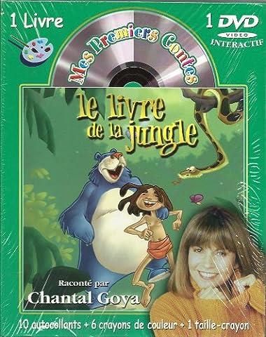 Livre Anime Blanche Neige - Mes premiers contes raconté par Chantal Goya